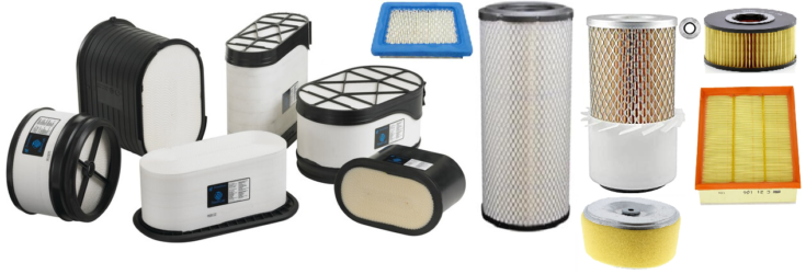 Off-Highway Air Filters