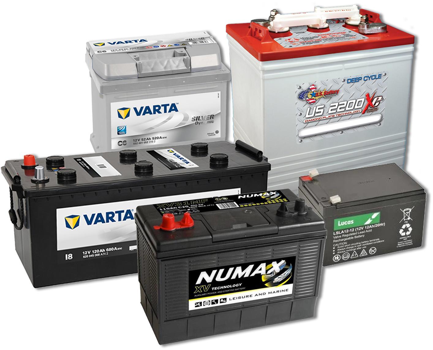 Batteries in Stafford